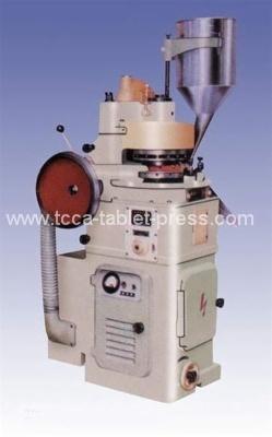 ZP19 Rotary tablet press