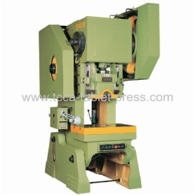 Large single punch tablet press