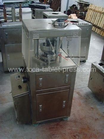 Lab use tablet press