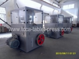 250g TCCA/Chlorine tablet press