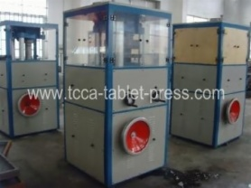 20g TCCA/Chlorine tablet press