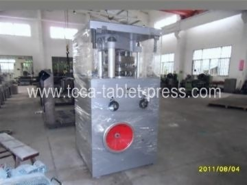 Salt block press