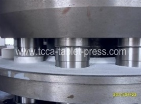 100g Ring-shaped tablet press