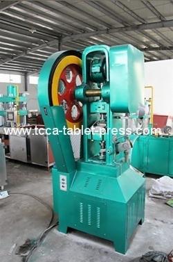 Camphor block press