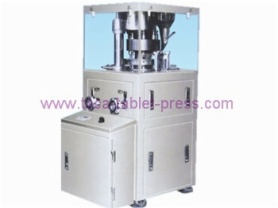 VFP5 Small rotary tablet press