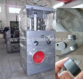 Powder metallurgy tablet press